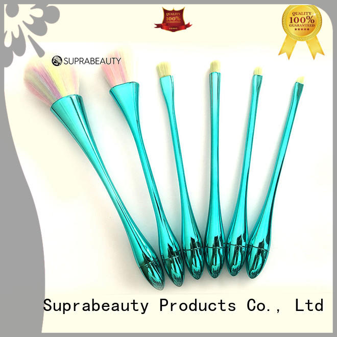 Suprabeauty practical top makeup brush sets company for sale