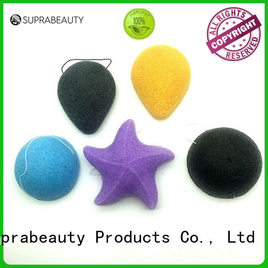 Suprabeauty foundation blending sponge from China for packaging
