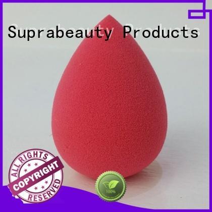 flower shape face sponge for foundation manufacturer for mineral powder Suprabeauty
