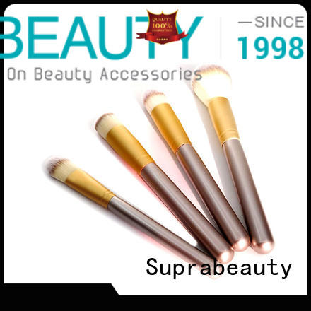 Suprabeauty free top makeup brush sets spn for students