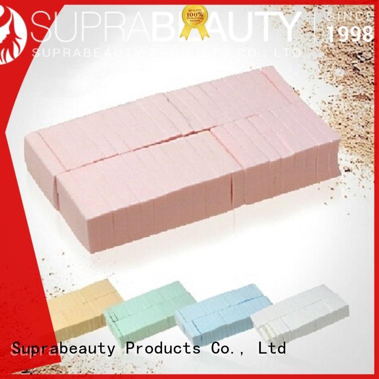 Suprabeauty custom foundation sponge supply for sale