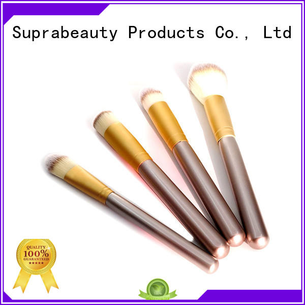 Foundation makeup brush kit Suprabeauty 4pcs kit