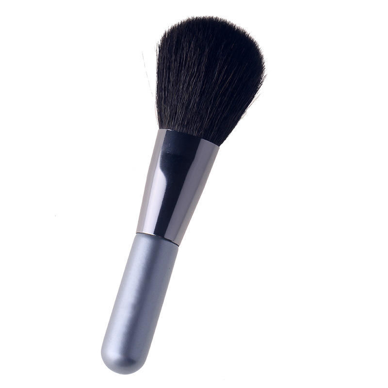 High pick comfortable goat hair mineral cosmetics powder brush-1