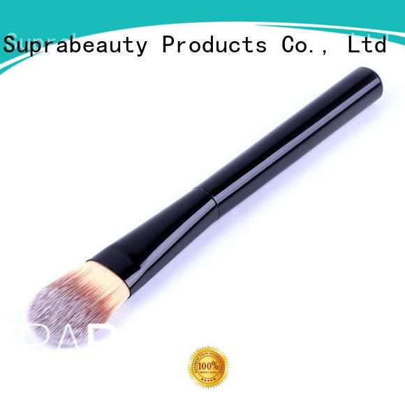 Suprabeauty top selling retractable makeup brush best supplier for packaging