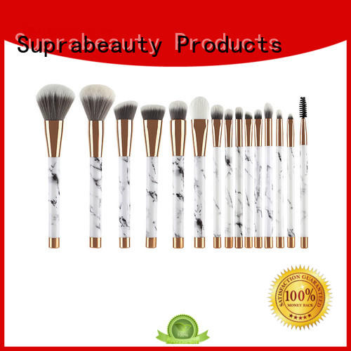 spn makeup brush kit with curved synthetic hair for eyeshadow Suprabeauty