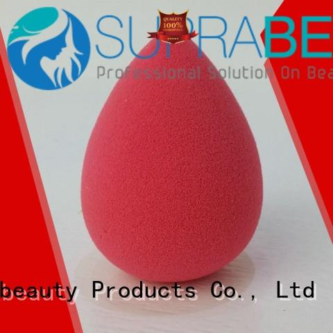 Suprabeauty facial cleansing liquid foundation sponge for cream foundation