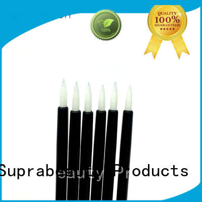 Suprabeauty curved makeup applicator spd for eyeshadow powder