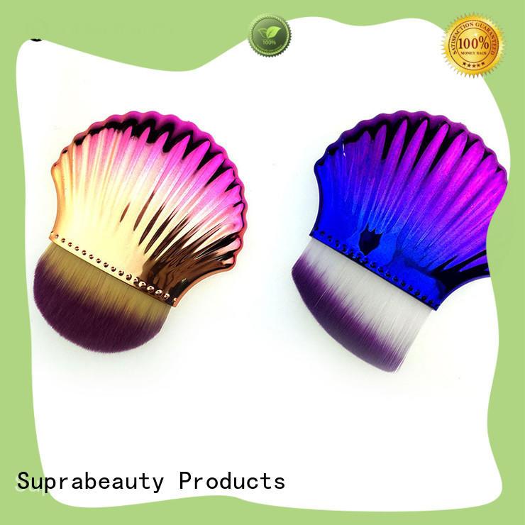 Suprabeauty flat brush makeup brushes sp for loose powder