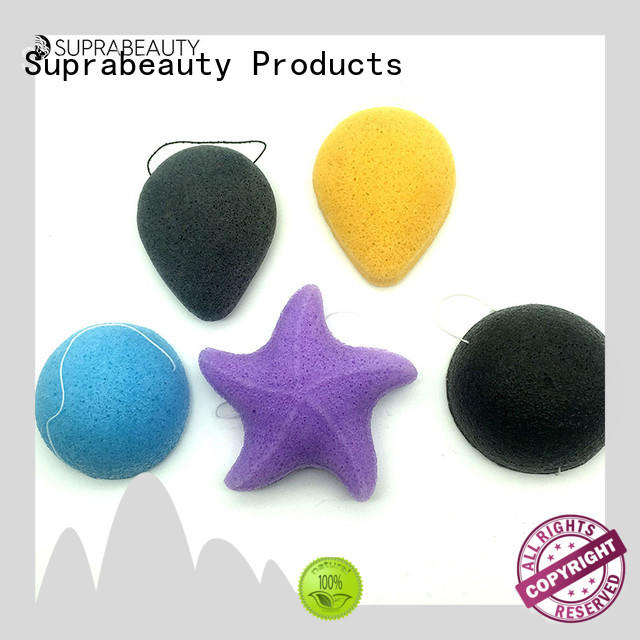 sp beauty sponge with customized color for mineral powder