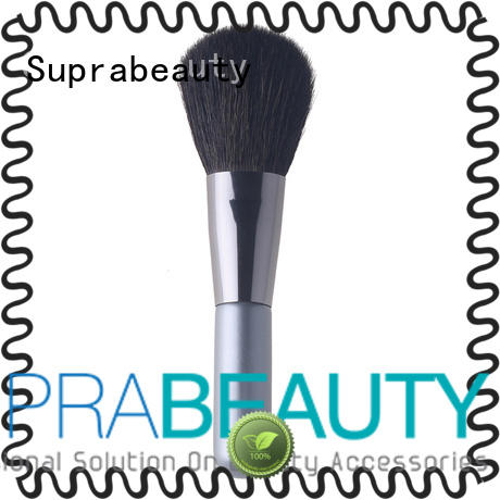Suprabeauty kabuki good cheap makeup brushes with super fine tips for eyeshadow